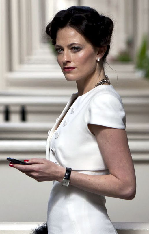 lara pulver doctor who - photo #34