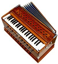 This is a harmonium.
