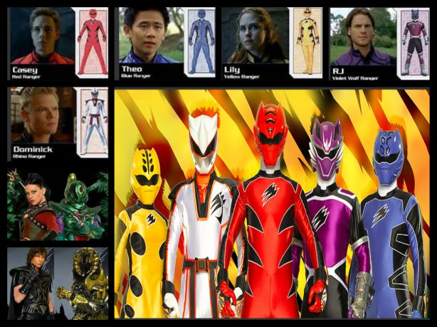 A good example of tokenism. You would think they'll at least have someone non-white as one of the two anti-heroic villains. What a waste, you could have made those two Chinese and have a Yellow Peril.